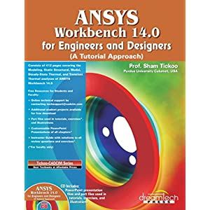 Ansys Workbench 14.0 for Engineers and Designers (MISL-DT)