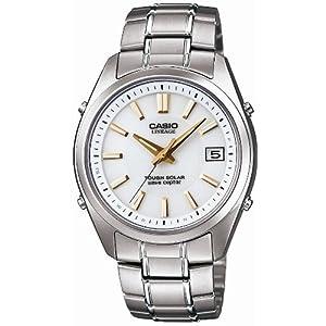 【クリックで詳細表示】[カシオ]CASIO 腕時計 LINEAGE リニエージ タフソーラー 電波時計 LIW-130TDJ-7A2JF メンズ