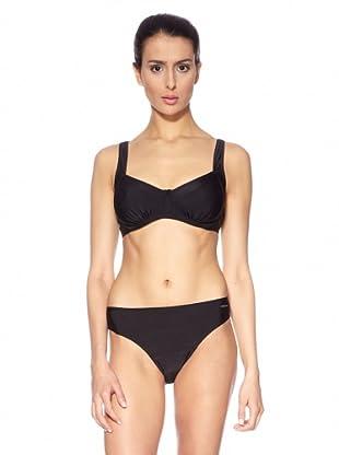 Shiwi Bikini D-Cup (schwarz)