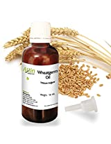 Allin Exporters Wheatgerm Carrier Oil - 100% Pure , Natural & Undiluted - 50 ML