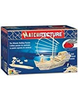Bojeux Matchitecture - Chinese Junk