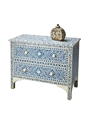 Butler Specialty Company Chest, Blue/Bone