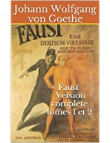 Faust  Version complète tomes 1 et 2 (French Edition)