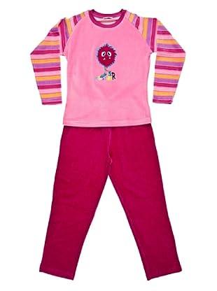 Bkb Pijama Niña (fresa)