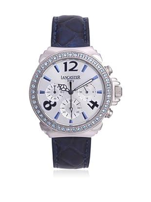 Lancaster Reloj de Señora cuarzo piel Azul