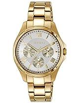 Esprit ES Agathe Analog Gold Dial Women's Watch - ES108442006