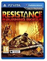 Resistance: Burning Skies (PS Vita)