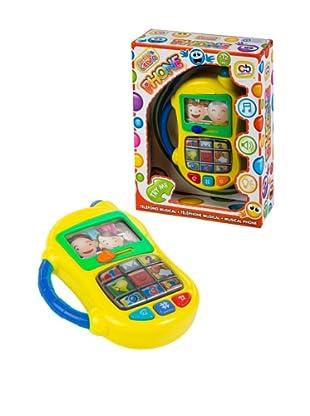 Color Baby Teléfono musical educativo