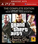 Grand Theft Auto IV: Complete - Playstation 3