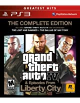 Grand Theft Auto IV: Complete-PS3