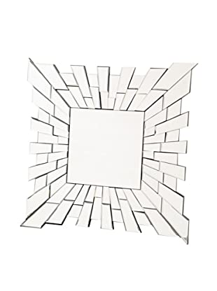 Abbyson Living London Square Wall Mirror
