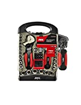 Skil 45 Piece Stubby Wrench Set (Red and Black)