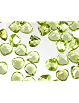 Peridot mm Heart Shape (Price Per 5 Pieces) -