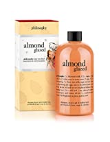 Philosophy shower gel - almond glaze