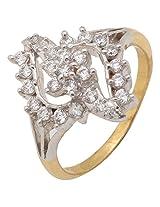 Silver Kartz Silver Ring For Women