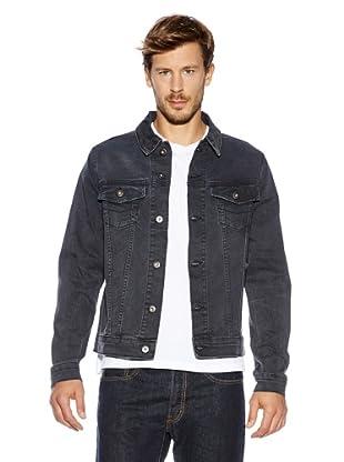 Cross Jeans Jacke (Schwarz)