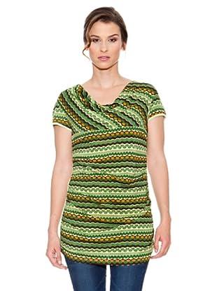 Mahal Camiseta Largo (Verde)