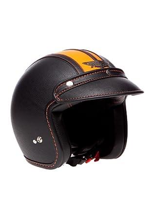 Nitro Casco X580 (Negro / Naranja)