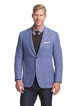 Canali Men's Sport Coat (Blue)