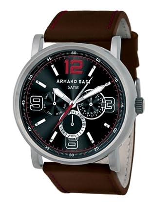 Armand Basi A-0891G-04 Reloj Compass chocolate / negro