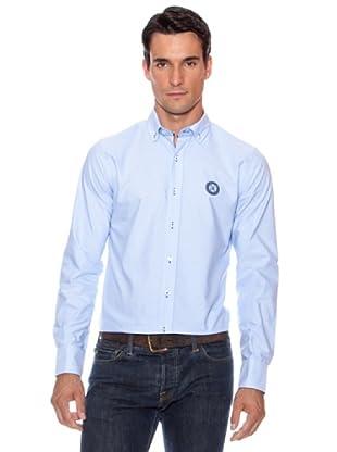 Devota & Lomba Camisa Oxford (Azul Claro)