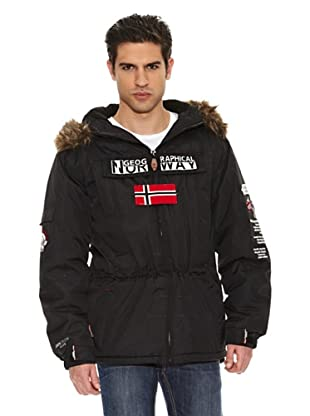 Geographical Norway Parka Ariel (Negro)