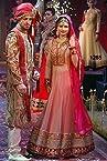 Bollywood Replica Prachi Desai Silky Net Lehenga In Pink and Beige Colour NC865