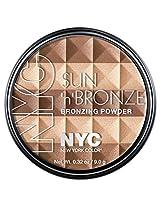 N.Y.C. Sun N Bronze Bronzing Powder - Coney Island Glow (707)