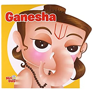 Early Learning Cut Out Book: Ganesha