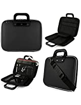 Sumaclife Black Cady Briefcase Bag