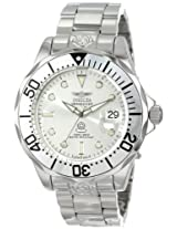 Invicta Men's 13937 Pro Diver Automatic Silver Dial Stainless Steel Watch