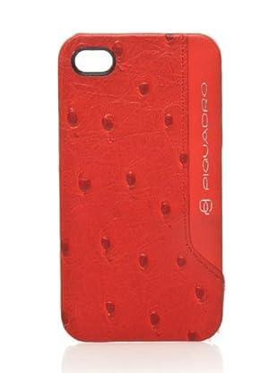 Piquadro Custodia iPhone 4/4S (Rosso)