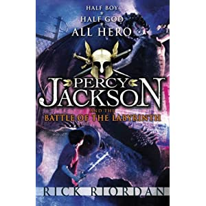 Percy Jackson and the Battle of Labyrinth (Percy Jackson and the Olympians)