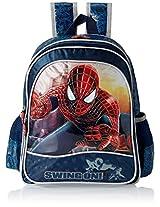 Spiderman 35 litres Blue Children's Backpack (St-Asso-2008-14)