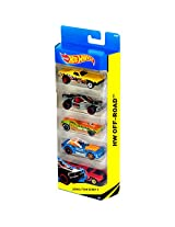 Hot Wheels - 5 Cars pack Demolition Derby 5