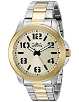 Invicta Men's 21441SYB Specialty Analog Display Quartz Two Tone Watch