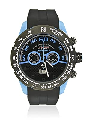 Nautec No Limit Reloj de cuarzo Man ZY2-H2 QZ/RBPCBKBK-BL  48 mm
