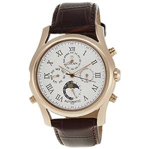 Titan Automatic Analogue White Dial Men's Watch