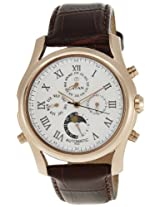 Titan Automatic Analogue White Dial Men's Watch