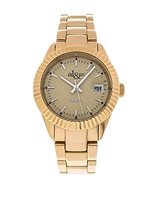 al&co Reloj Alluminium Dorado