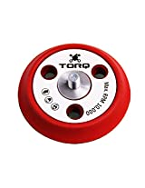 Chemical Guys BUFLC200 TORQ R5 Dual-Action Backing Plate with Hyper Flex Technology (7.6 cm, Red)