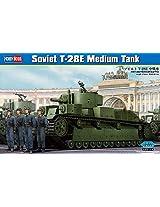 Hobby Boss Soviet T-28E Medium Tank Model Kit