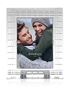 """Reed & Barton Tempo 5"""" x 7"""" Picture Frame"""