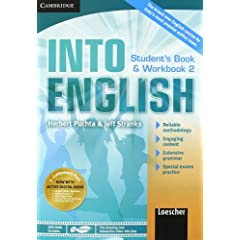 Into English Level 2 Student's Book and Workbook with Active Digital Book w/ Grammar and Vocab Maximiser w/ AudCD Ital Ed