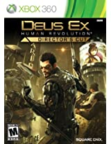 Deus Ex Human Revolution: Director's Cut (Xbox 360)