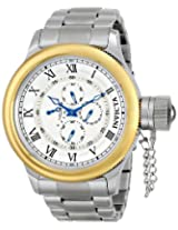 Invicta Men's 15932 Russian Diver Analog Display Japanese Quartz Silver Watch