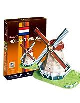 Holland Windmill - C089H