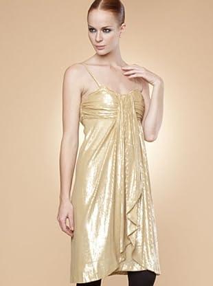 BDBA Vestido Radia (Oro)