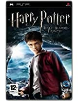 Harry Potter and the Half-Blood Prince Gaming CD (PSP)