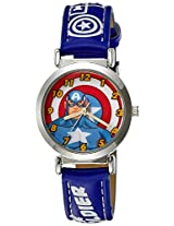 Marvel Analog Multi-Color Dial Children's Watch - AW100024